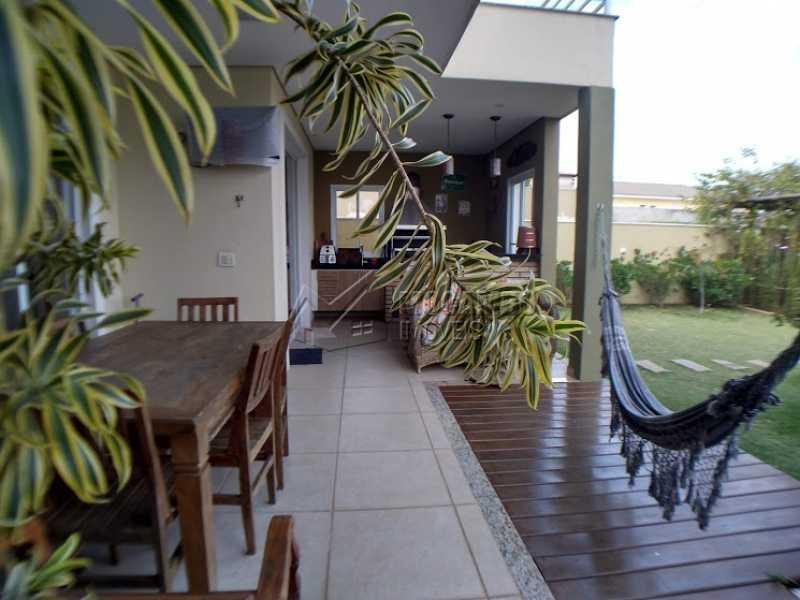 Area de Lazer - Casa em Condomínio 3 quartos à venda Itatiba,SP - R$ 1.600.000 - FCCN30396 - 16