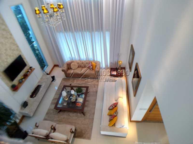 Sala tv  - Casa em Condomínio 3 quartos à venda Itatiba,SP - R$ 1.600.000 - FCCN30396 - 17