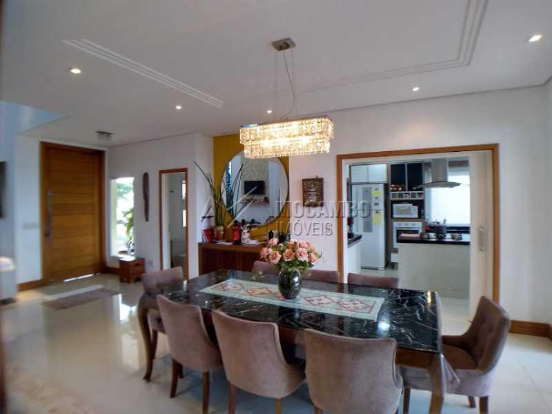Sala  - Casa em Condomínio 3 quartos à venda Itatiba,SP - R$ 1.600.000 - FCCN30396 - 18