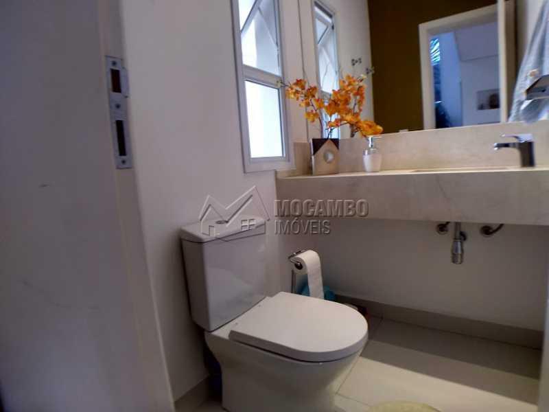 Lavabo  - Casa em Condomínio 3 quartos à venda Itatiba,SP - R$ 1.600.000 - FCCN30396 - 20