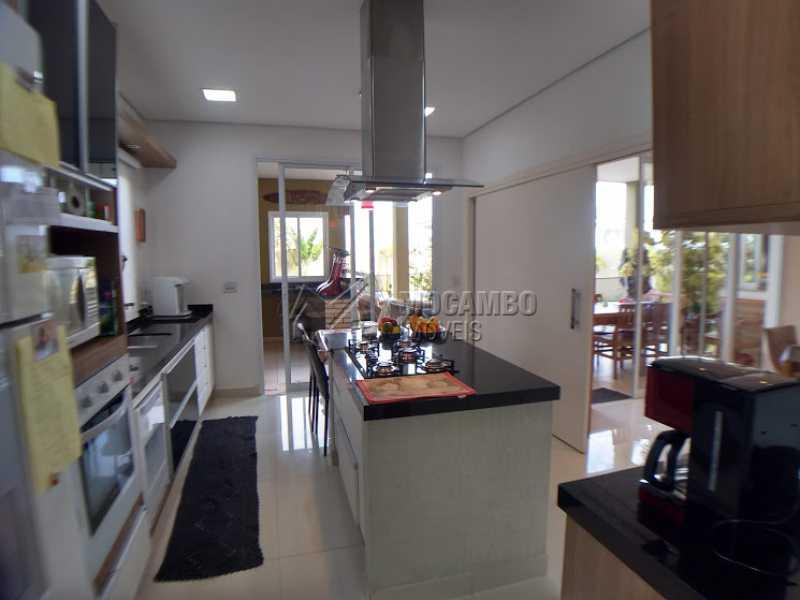 Cozinha  - Casa em Condomínio 3 quartos à venda Itatiba,SP - R$ 1.600.000 - FCCN30396 - 23