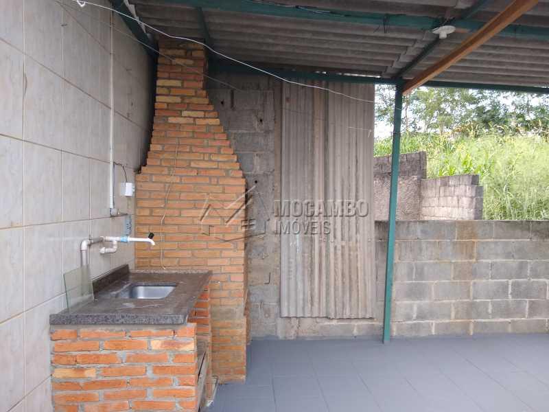churrasqueira - Casa 2 quartos à venda Itatiba,SP - R$ 250.000 - FCCA21174 - 7