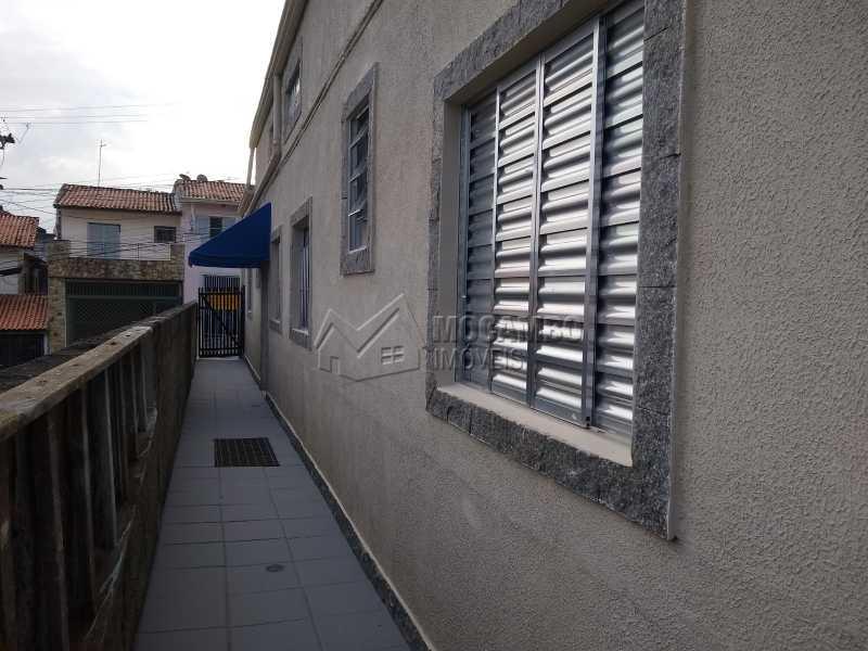 Lateral - Casa 2 quartos à venda Itatiba,SP - R$ 250.000 - FCCA21174 - 8