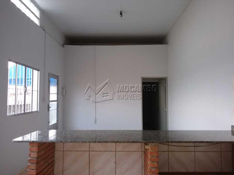 Cozinha americana/sala - Casa 2 quartos à venda Itatiba,SP - R$ 250.000 - FCCA21174 - 4