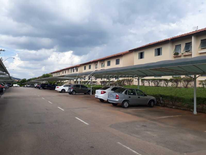 Condomínio - Apartamento Para Alugar - Itatiba - SP - Residencial Beija Flor - FCAP30482 - 11