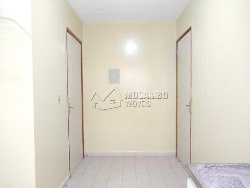 Cozinha - Apartamento Para Alugar - Itatiba - SP - Residencial Beija Flor - FCAP30482 - 3