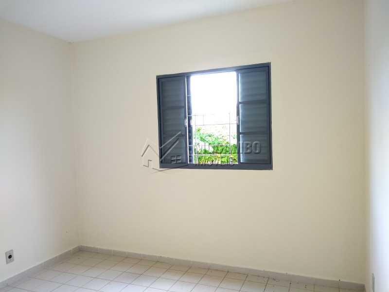 Dormitório 2 - Apartamento Para Alugar - Itatiba - SP - Residencial Beija Flor - FCAP30482 - 8