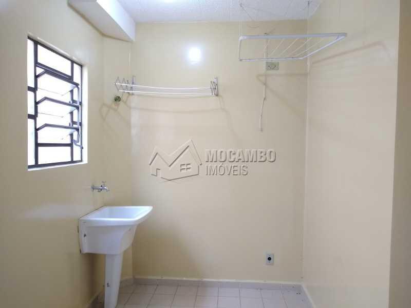 Lavanderia - Apartamento Para Alugar - Itatiba - SP - Residencial Beija Flor - FCAP30482 - 6