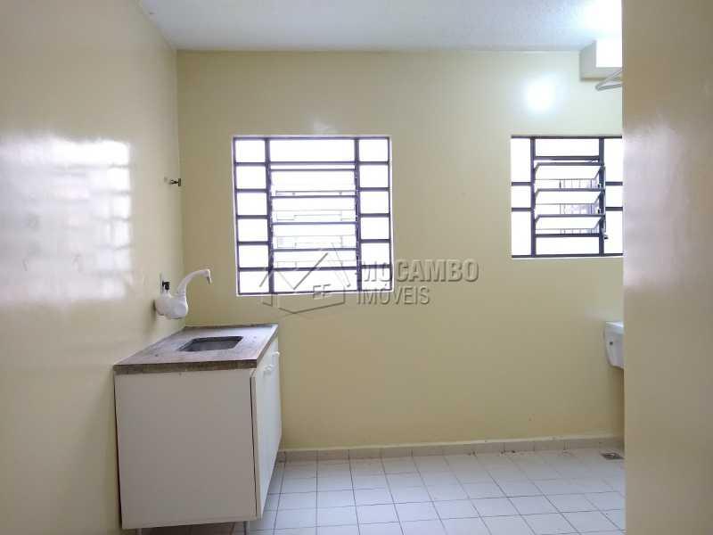 Cozinha - Apartamento Para Alugar - Itatiba - SP - Residencial Beija Flor - FCAP30482 - 4