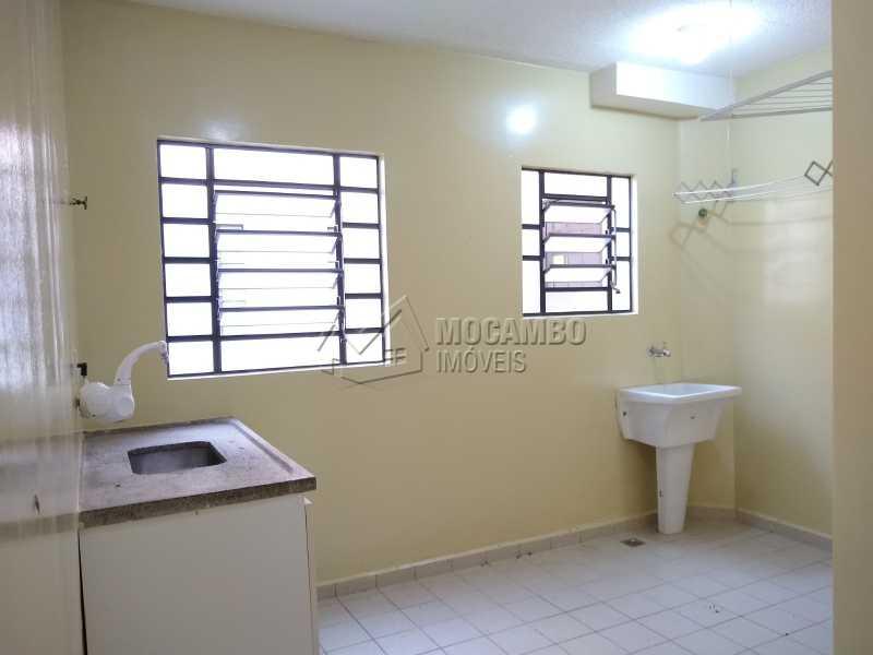 Cozinha - Apartamento Para Alugar - Itatiba - SP - Residencial Beija Flor - FCAP30482 - 1