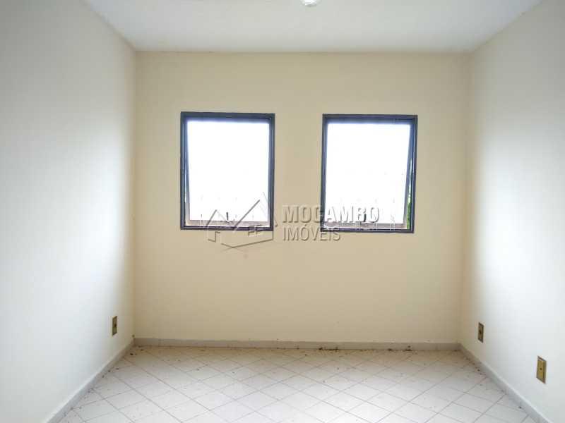 Sala - Apartamento Para Alugar - Itatiba - SP - Residencial Beija Flor - FCAP30482 - 5