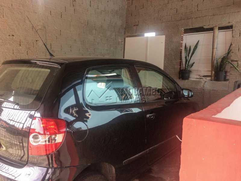 Garagem - Casa À Venda - Itatiba - SP - Loteamento Parque da Colina I - FCCA31208 - 5