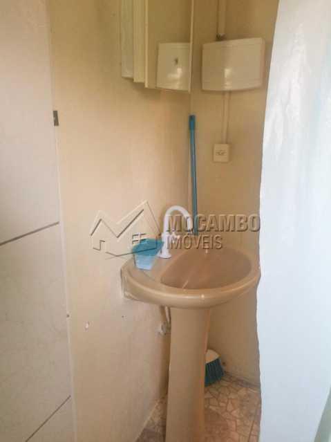 Banheiro casa de baixo - Casa À Venda - Itatiba - SP - Loteamento Parque da Colina I - FCCA31208 - 19