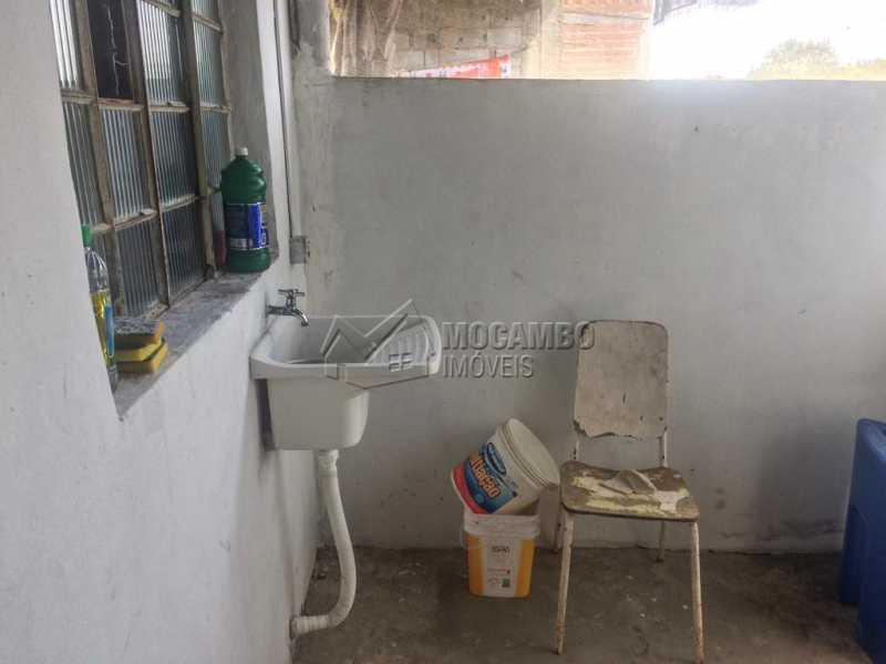 Lavanderia casa de baixo - Casa À Venda - Itatiba - SP - Loteamento Parque da Colina I - FCCA31208 - 21