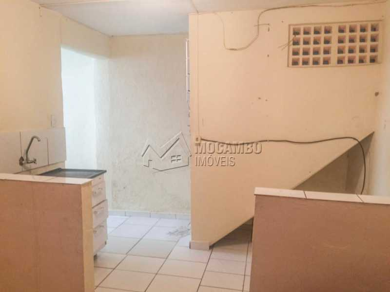 Cozinha casa de baixo - Casa À Venda - Itatiba - SP - Loteamento Parque da Colina I - FCCA31208 - 20