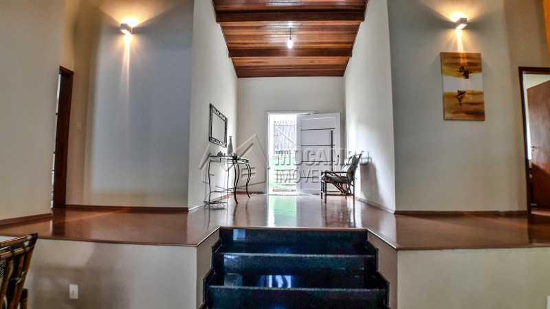 Hall de Entrada - Casa em Condomínio 4 quartos à venda Itatiba,SP - R$ 990.000 - FCCN40132 - 10
