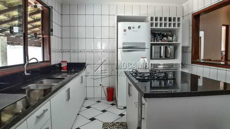 Cozinha - Casa em Condomínio 4 quartos à venda Itatiba,SP - R$ 990.000 - FCCN40132 - 12