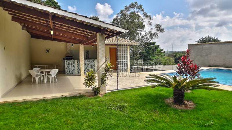 Área de Lazer - Casa em Condomínio 4 quartos à venda Itatiba,SP - R$ 990.000 - FCCN40132 - 3