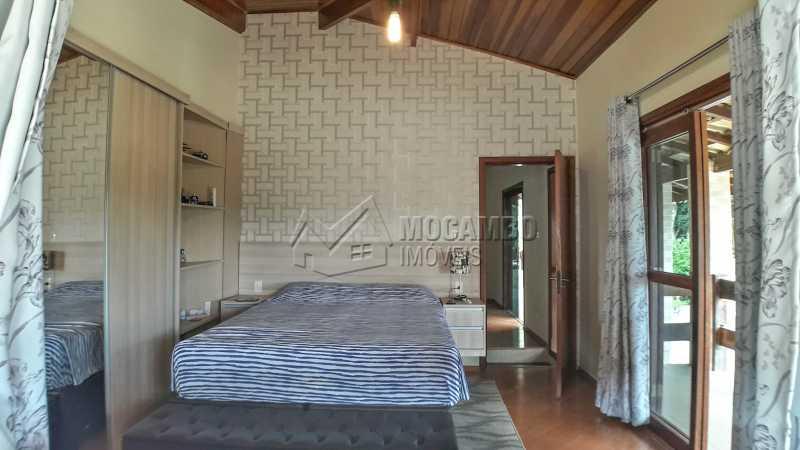 Dormitório Superior - Casa em Condomínio 4 quartos à venda Itatiba,SP - R$ 990.000 - FCCN40132 - 24