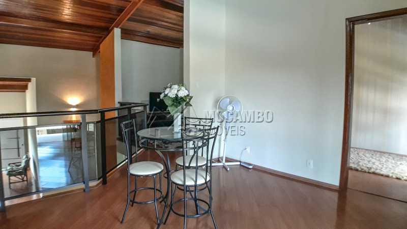 Mezanino - Casa em Condomínio 4 quartos à venda Itatiba,SP - R$ 990.000 - FCCN40132 - 19