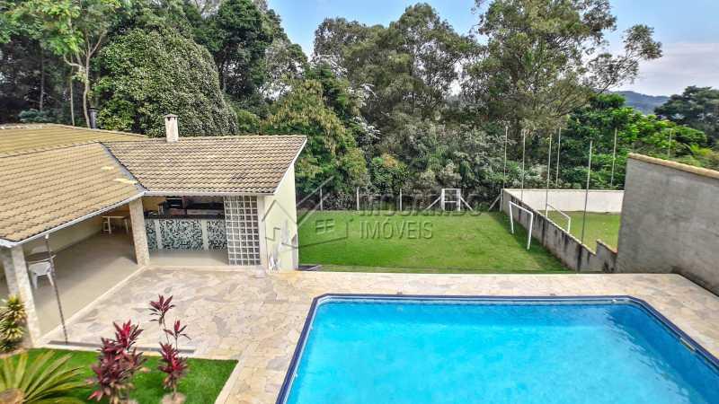 Vista da Varanda - Casa em Condomínio 4 quartos à venda Itatiba,SP - R$ 990.000 - FCCN40132 - 25