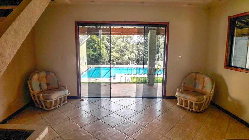 Sala de Estar  - Casa em Condomínio 4 quartos à venda Itatiba,SP - R$ 990.000 - FCCN40132 - 17