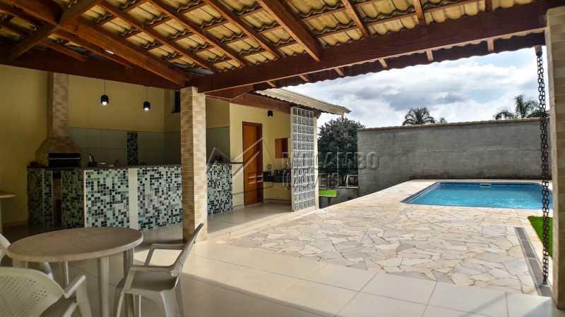 Área de Lazer - Casa em Condomínio 4 quartos à venda Itatiba,SP - R$ 990.000 - FCCN40132 - 4