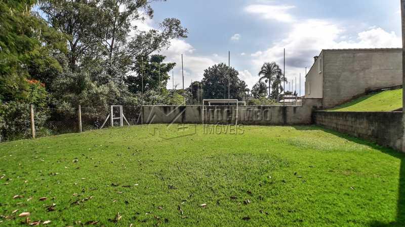 Campo de Futebol - Casa em Condomínio 4 quartos à venda Itatiba,SP - R$ 990.000 - FCCN40132 - 5
