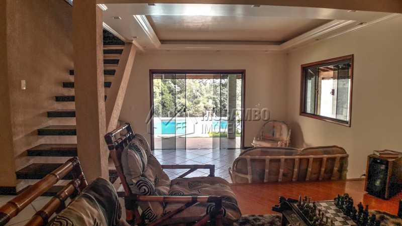 Salas Ambientes - Casa em Condomínio 4 quartos à venda Itatiba,SP - R$ 990.000 - FCCN40132 - 18