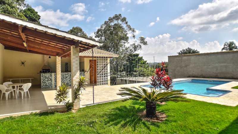 Área de Lazer - Casa em Condomínio 4 quartos à venda Itatiba,SP - R$ 990.000 - FCCN40132 - 7