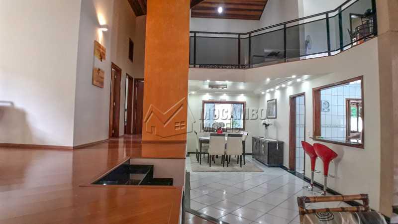 Salas - Casa em Condomínio 4 quartos à venda Itatiba,SP - R$ 990.000 - FCCN40132 - 14