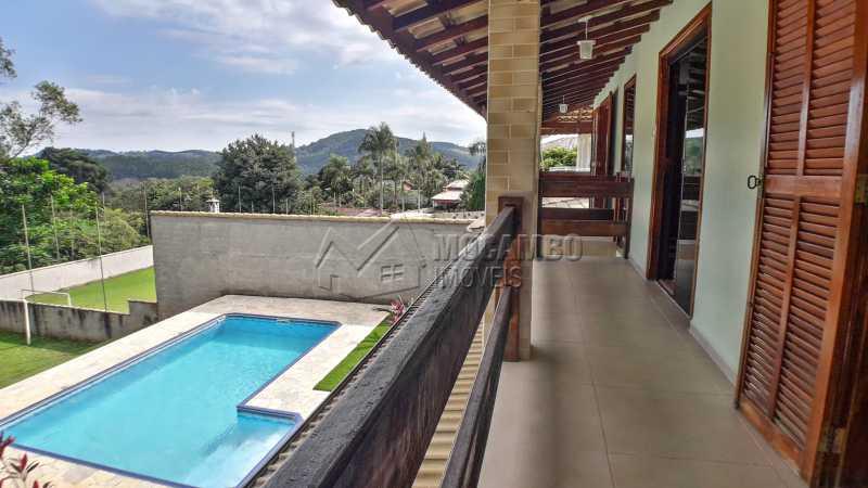 Vista da Varanda - Casa em Condomínio 4 quartos à venda Itatiba,SP - R$ 990.000 - FCCN40132 - 28