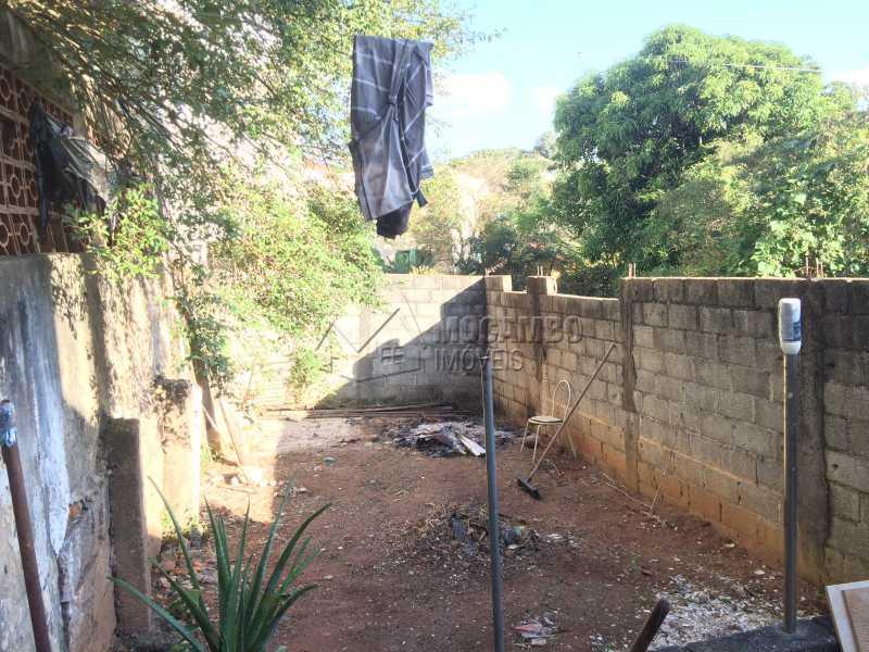 Quintal - Casa 2 quartos à venda Itatiba,SP Centro - R$ 280.000 - FCCA21176 - 7