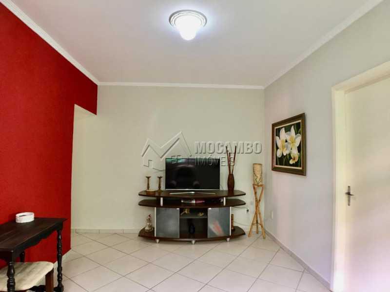 Sala - Casa 2 quartos à venda Itatiba,SP - R$ 270.000 - FCCA21177 - 3