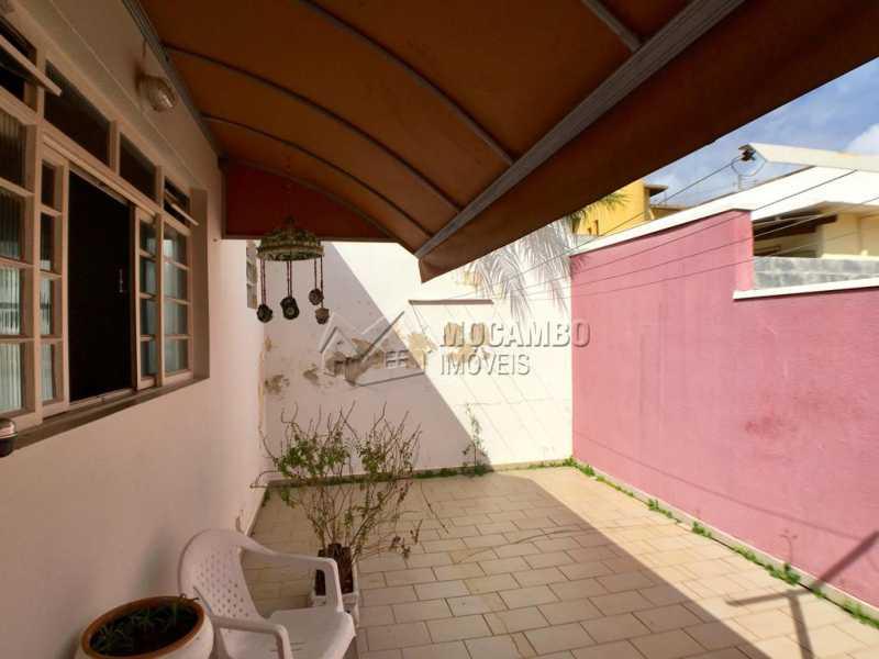 Quintal - Casa 2 quartos à venda Itatiba,SP - R$ 270.000 - FCCA21177 - 15
