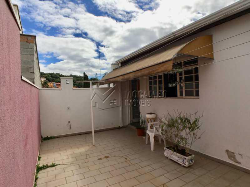 Quintal - Casa 2 quartos à venda Itatiba,SP - R$ 270.000 - FCCA21177 - 16