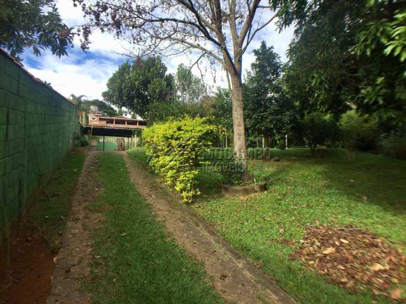 Entrada  - Casa em Condomínio 6 Quartos À Venda Itatiba,SP - R$ 830.000 - FCCN60008 - 16