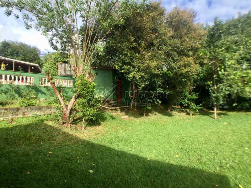 Banheiros Externos - Casa em Condomínio 6 Quartos À Venda Itatiba,SP - R$ 830.000 - FCCN60008 - 19