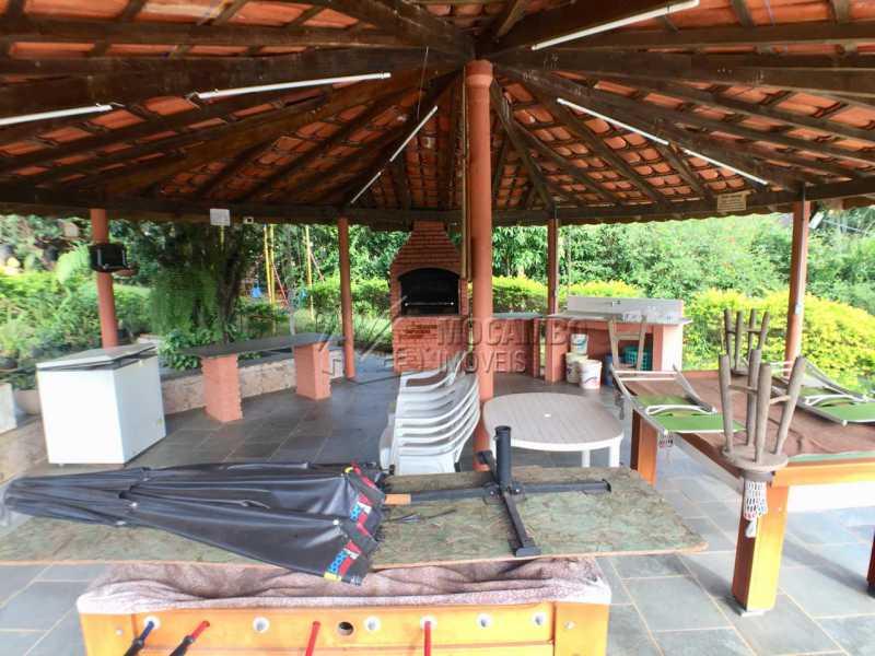 Área Gourmet - Casa em Condomínio 6 Quartos À Venda Itatiba,SP - R$ 830.000 - FCCN60008 - 21
