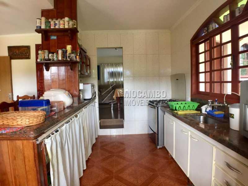 Cozinha - Casa em Condomínio 6 Quartos À Venda Itatiba,SP - R$ 830.000 - FCCN60008 - 4