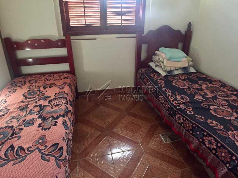 Dormitório - Casa em Condomínio 6 Quartos À Venda Itatiba,SP - R$ 830.000 - FCCN60008 - 7