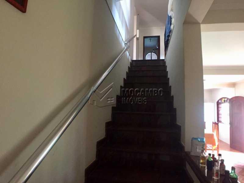 Escada - Casa em Condomínio 6 Quartos À Venda Itatiba,SP - R$ 830.000 - FCCN60008 - 6