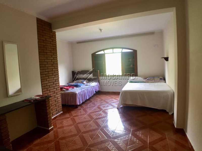 Suíte - Casa em Condomínio 6 Quartos À Venda Itatiba,SP - R$ 830.000 - FCCN60008 - 9