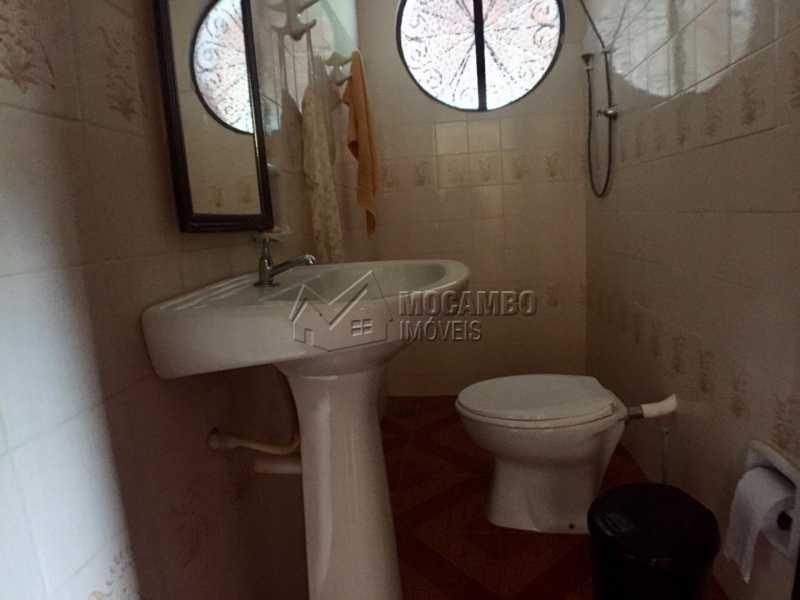 Banheiro Suíte - Casa em Condomínio 6 Quartos À Venda Itatiba,SP - R$ 830.000 - FCCN60008 - 14