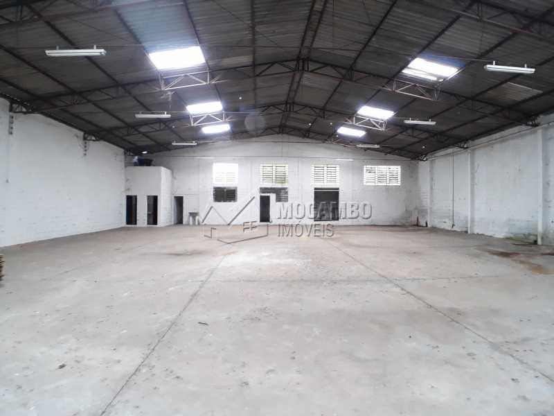 Galpão - Galpão 700m² para alugar Itatiba,SP - R$ 5.000 - FCGA00157 - 3
