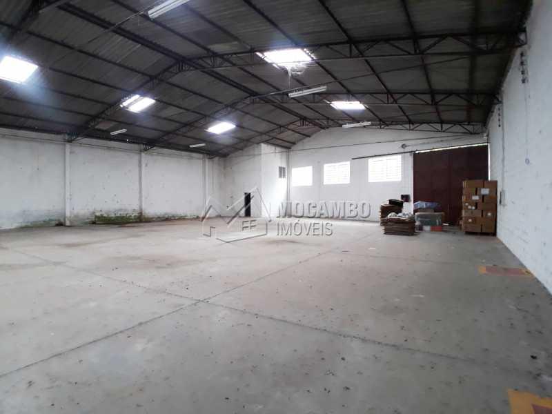 Galpão - Galpão 700m² para alugar Itatiba,SP - R$ 5.000 - FCGA00157 - 4