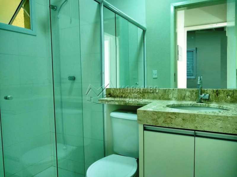 Banheiro da suíte - Apartamento 2 quartos à venda Itatiba,SP - R$ 270.000 - FCAP20926 - 13
