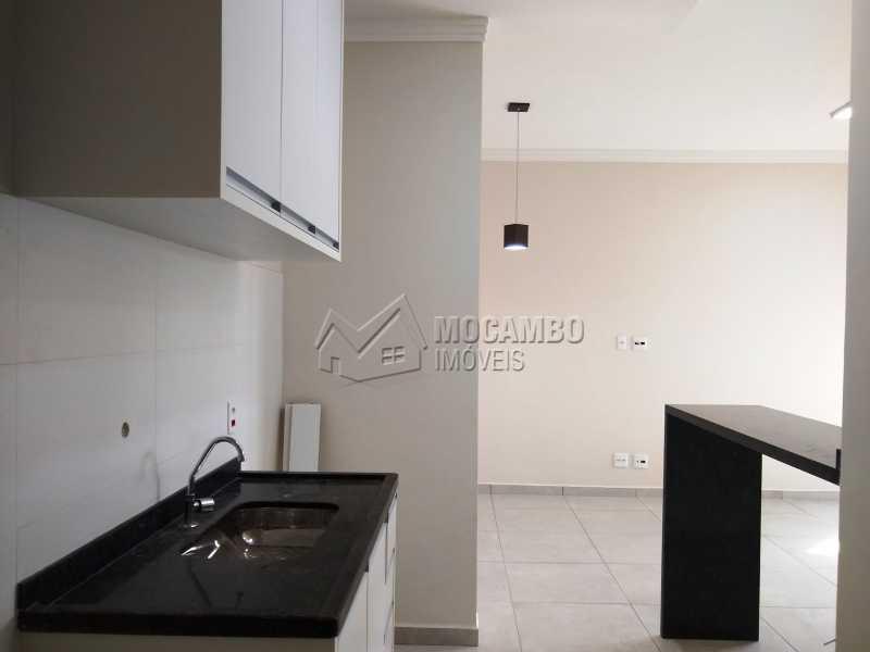 Cozinha - Apartamento 2 quartos à venda Itatiba,SP - R$ 270.000 - FCAP20926 - 17