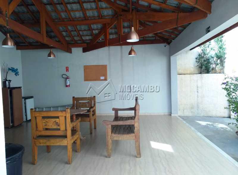 Salão de fetsas - Apartamento 2 quartos à venda Itatiba,SP - R$ 270.000 - FCAP20926 - 11