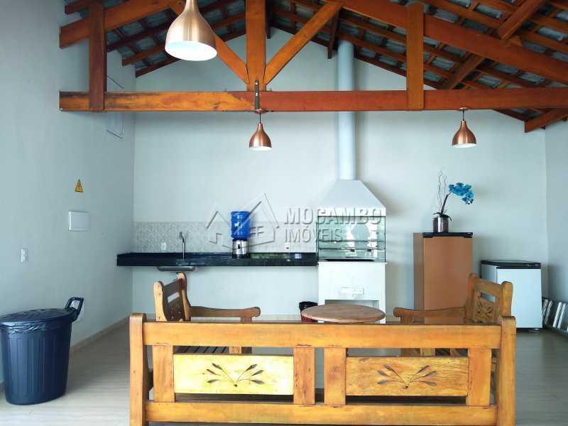 Churrasqueira - Apartamento 2 quartos à venda Itatiba,SP - R$ 270.000 - FCAP20926 - 12